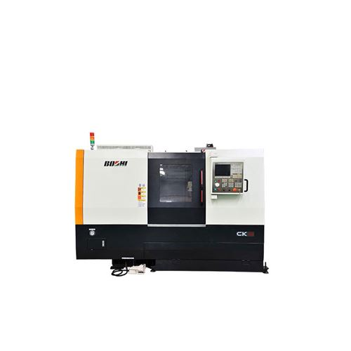 CK514 small and medium-sized disc parts CNC lathe